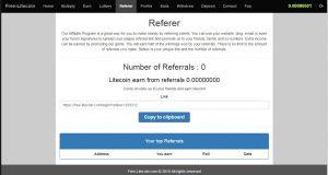Free-Litecoin com Review | Home of Mark